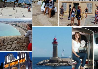 Výlet lídrov v Saint Tropez